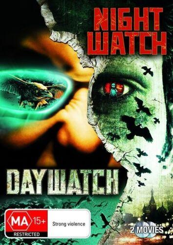 1 of 1 - Night Watch / Day Watch (DVD, 2009, 2-Disc Set)