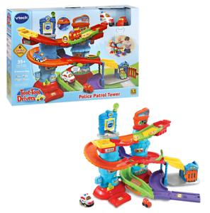 Vtech Toot-Toot Drivers policía patrulla Torre 512903 juguetes para niños niñas 1-5 años