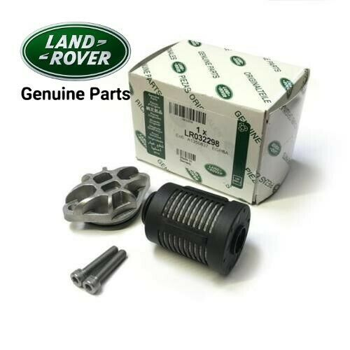 100% GENUINE Land Rover Freelander 2 Late Rear Diff Unit Oil Filter