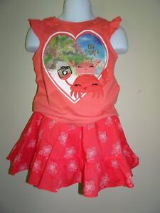 NWT GYMBOREE 18 24 2T 3T 4T 5T 3 4 5 ISLAND GIRL OUTFIT FLORAL SWING SKIRT TOP