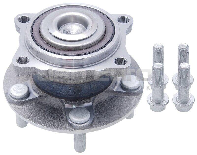 Für MITSUBISHI OUTLANDER CW 06-12 REAR AXLE Wheel HUB BERING - NEU