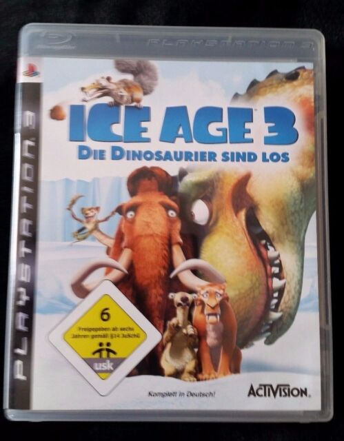 Ice Age 3 (Sony PlayStation 3, 2009)