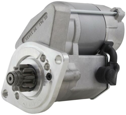 USA Built NEW Mini Gear Reduction Starter for Willy/'s Jeep 12 Volt MZ4113 USA!