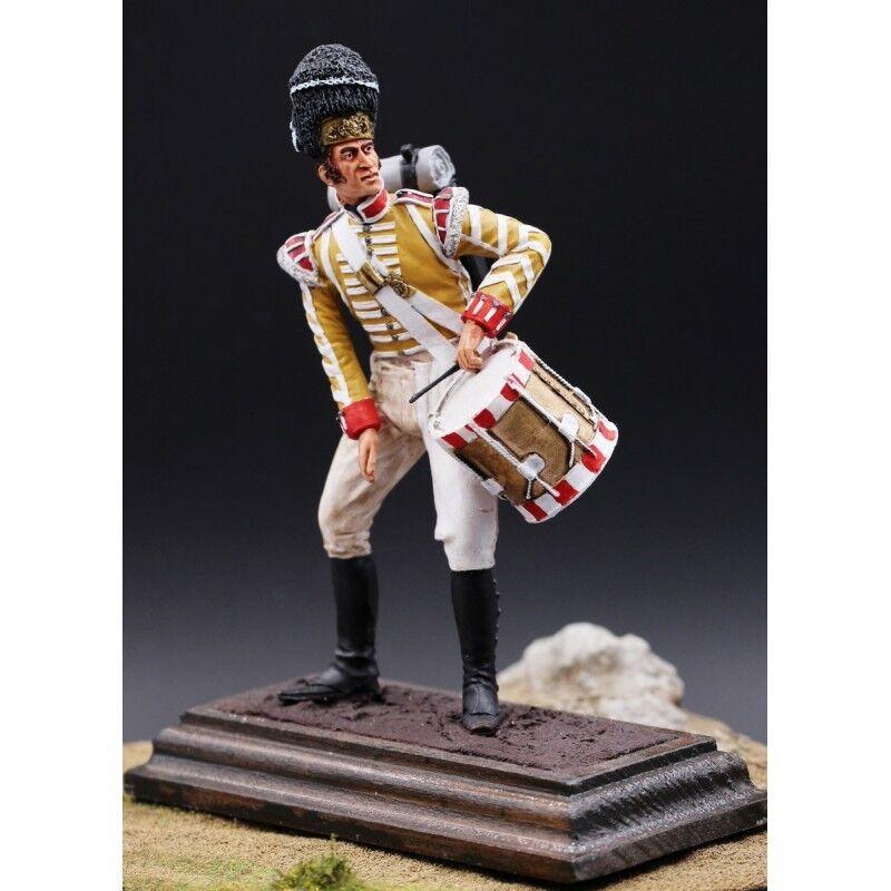 Mitches Militärisch modellololos-Tambour D' Orden des West- Middlesex  Regiment, Infant  outlet in vendita
