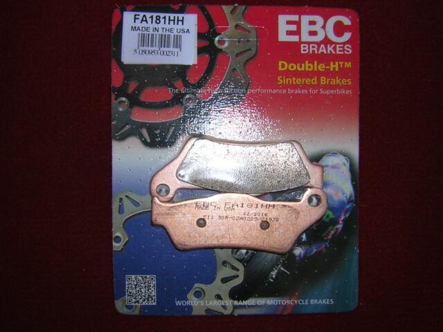 KTM 950  Adventure S 2003-2006 EBC FA181HH Rear Pads. New