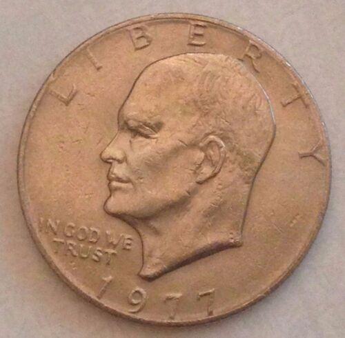 IKE 1977 DOLLAR Eisenhower FROM hoard