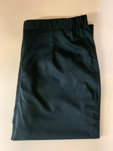 Size16 3 Pair Bundle Ladies Black Bar//Restaurant hospitality Workwear trousers