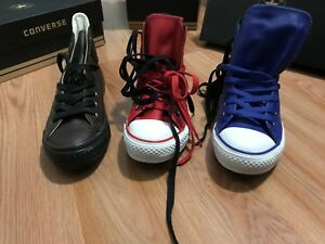 Details about Converse CHUCK TAYLOR ALL STAR LEATHER SPEC HI TOP MENS 4 WOs 6 Multiple Colors