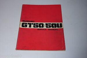 Manuel Revue Technique D Atelier Service Manual Suzuki Gt 50 1978-> En Anglais Jkrutjsc-07233457-828736073