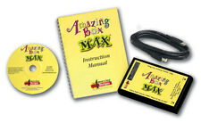 Amazing Designs MAX EMBROIDERY TRANSFER CONVERTER ASSISTANT BOX & SOFTWARE