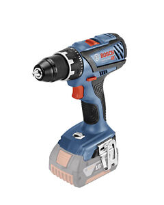 Bosch Professional 18V System GSR 18V-28 Atornillador a bater/ía 63 Nm, /Ø m/áx. tornillo 10 mm, 2 bater/ías x 2,0 Ah, en L-Case