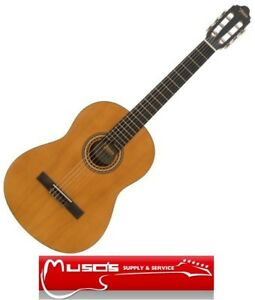 Valencia-VC204-full-size-classical-guitar-109-postage-10-Greater-Sydney
