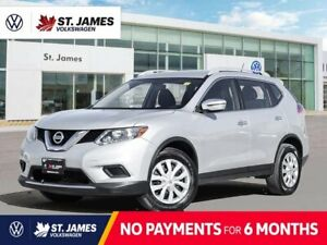 2016 Nissan Rogue S, LOCAL ONE OWNER, KEYLESS ENTRY, BACKUP CAMERA