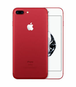 Details about Apple iPhone 7 Plus 128GB Smartphone - Red Unlocked  Refurbished Mobile Phone