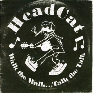 HeadCat-Walk-the-Walk-Talk-the-Talk-New-CD-Argentina-Import