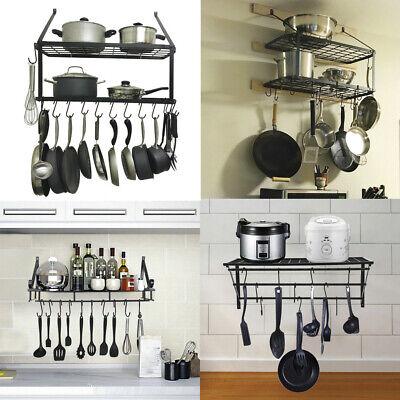 Rack Storage Kitchen Organizer Pot Pan