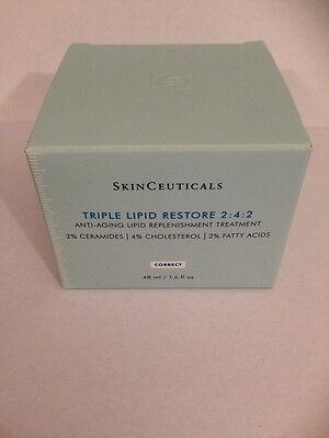 Skinceuticals Triple Lipid Restore 2:4:2  48ml /1.6oz BRAND NEW