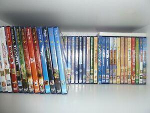 Gros-lot-Dvd-Disney-originaux-A-l-039-unite