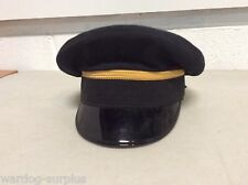 USGI ASU ARMY SERVICE UNIFORM DRESS BLUES HAT CAP MILITARY UNIFORMS SIZE 6 1/2