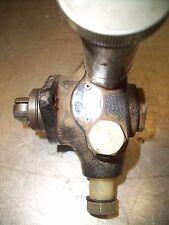 DIESEL ENGINE HAND FEED PRIMER FUEL SUPPLY PUMP KIKI 848 105217-1480 MADE JAPAN