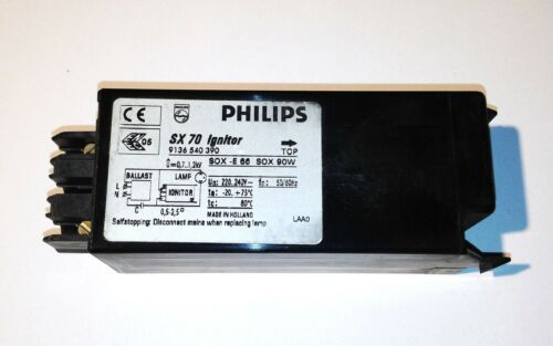 PHILIPS SX 70 Dispositivo di accensione//ACCENDITORE Sox//Sox-e 66w//90w IVA inclusa NUOVO!!!