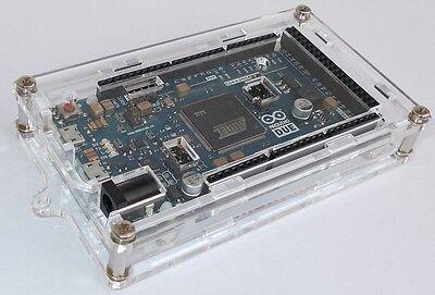 Arduino Due acrylic case enclosure box - from EU