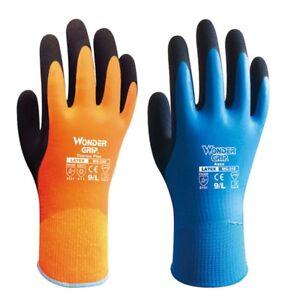 Wonder-Grip-EN388-2231-Cold-proof-Waterproof-Protective-Latex-Work-Gloves-EN511