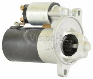 Starter Motor-Starter Vision OE 17795 Reman