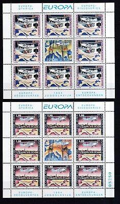 Jugoslawien 1994 Postfrisch Minr 2657-2658 Europa Entdeckungen Und Erfindungen SpäTester Style-Online-Verkauf Von 2019 50% Cept/europa Union & Mitläufer
