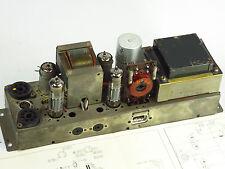 Nice Tested Grundig NF-10 ELL80 12AX7 Stereo Tube Amplifier Telefunken Valvo