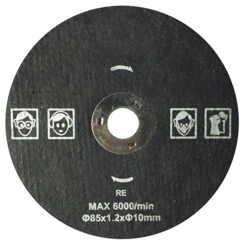 5x couperet Métal Mini handkreissäge 85mm Einhell tc-CS 860 BT-CS 860 b29