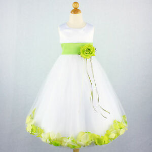 Lime Green Party Dresses