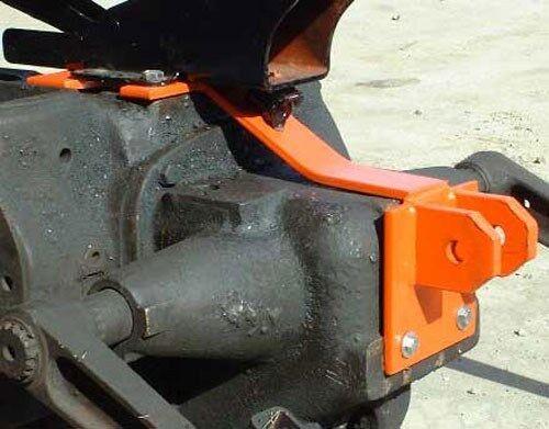 Allis Chalmers D17 Series I II and III Toplink Bracket