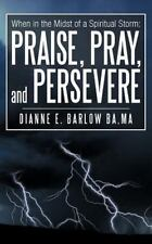 When in the Midst of a Spiritual Storm : Praise, Pray, and Persevere by...