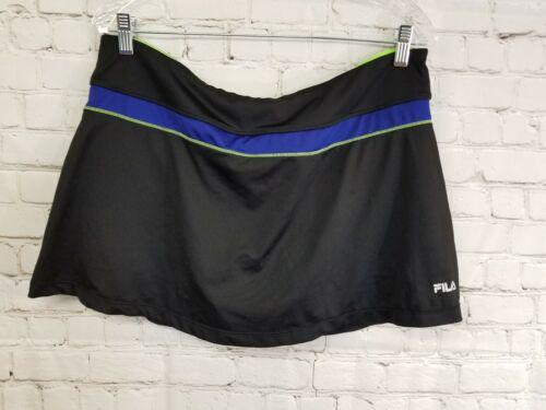 FILA Women's Tennis Athletic Colorblock Skirt Skor