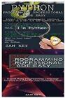 Python Programming Professional Made Easy & Ruby Programming Professional Made Easy by Sam Key (Paperback / softback, 2015)