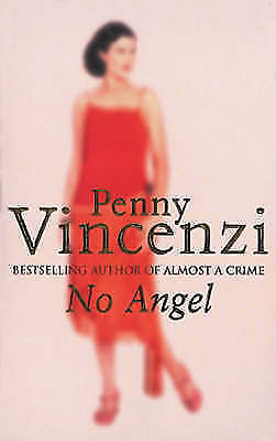 """""""AS NEW"""" Vincenzi, Penny, No Angel Book"""