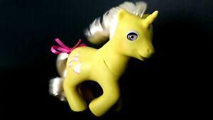 Baby Frosting Beddy Bye Eyes Hasbro G1 Vintage My Little Pony