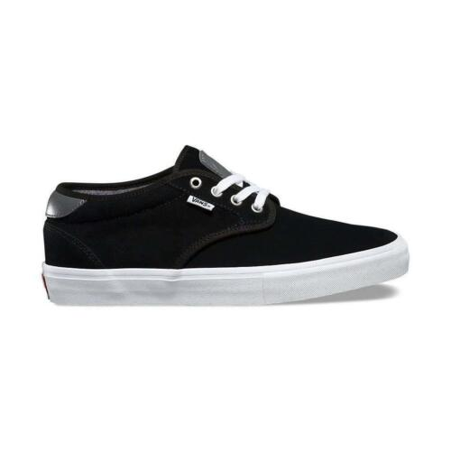 5 8 Pro Hombres Negro Mujeres Ultracush Blanco suede Chima Estate Vans 7 Owq4vPpf