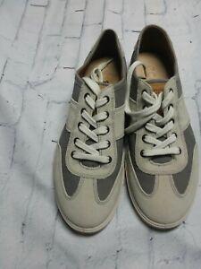 ECCO Collin Retro Sneaker Size 8 grey