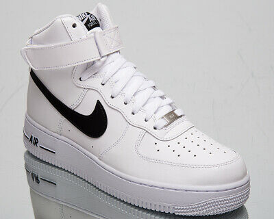 Nike Air Force 1 High ' 07 AN20 Hombre AF1 Blanco Negro ...