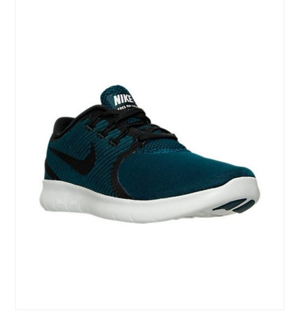ead6b126a7f23 Nike Men RN Commuter Running Shoes SNEAKERS Midnight Turquoise Black 10.5