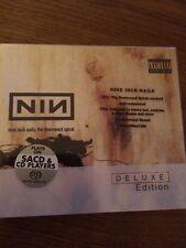 NINE INCH NAILS - NiN The Downward Spiral SACD deluxe edition 2 CD DIGIPAK