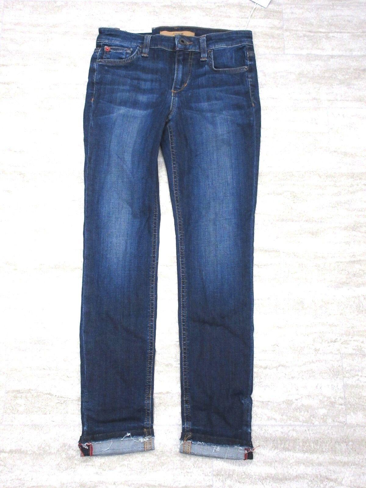 Nuova da Donna Joe's Jeans The Markie Corto Sophia Medio Medio Medio Alta Blu K6SSOA5331 25 18e8ba