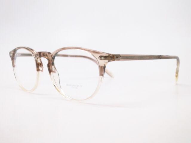 93b506d54428 New Oliver Peoples OV 5004 Riley-R 1647 Military VSB Eyeglasses 47mm Rx-able