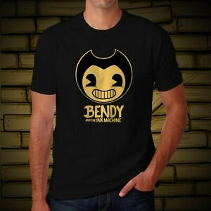Bendy-and-The-Ink-Machine-Animation-Horror-Game-Inspired-Kids-and-Adult-T-Shirt