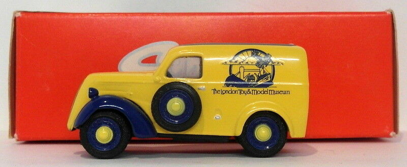 Somerville Models 1 43 Scale 107 - Fordson 5CWT Van - London Toy Museum - amarillo