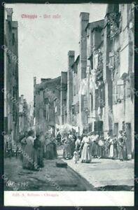 Venezia Chioggia Una Calle Alterocca 4990 cartolina RB6773 - Italia - Venezia Chioggia Una Calle Alterocca 4990 cartolina RB6773 - Italia
