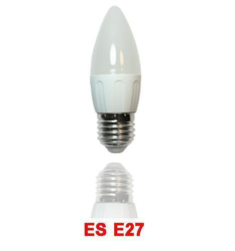 10 x 4W CANDELA LAMPADINE LAMPADE LAMPADE LAMPADE LED BIANCO CALDO giorno Lampadario LAMPADINE 0f4a43