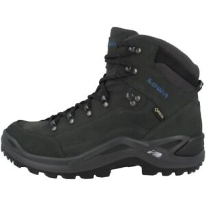LOWA Renegade GTX Mid Men Gore-Tex Outdoor Hiking Schuhe anthrazit 310945-9780